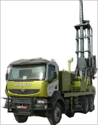 Piling Drilling Rigs - KPR 5-42T